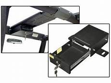Tuffy Security Products Single Compartment Overhead