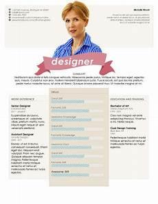 Free Headshot Template 49 Creative Resume Templates Unique Non Traditional Designs