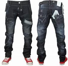 Mens Fit Designer Jeans Uk New Mens J2 303 Designer Branded Tapered Fit Denim Joggers