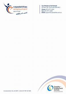 What Are Letterheads Letterheads Amp Stationery For Townsville And North