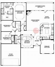 Nursery Floor Plans Chestnut Garden Floorplan 2246 Sq Ft Sun City
