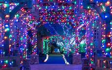 Christmas Light Show Asheville Nc North Carolina Arboretum S Winter Lights Tickets Amp Details