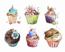17 best images about illustrations cakes snack
