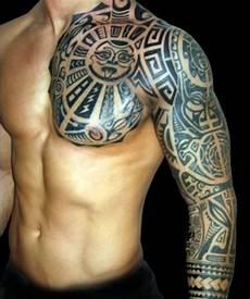 Tribal Back Designs For Men 101 Best Tribal Tattoos For Men Cool Designs Ideas