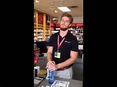 Gnc Sales Associate Duties Handsome Gnc Employee Youtube