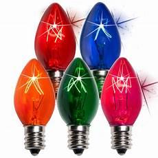 Light Bulb Shaped Christmas Lights C7 Christmas Light Bulb C7 Twinkle Multicolor Christmas