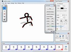 Stykz   create stickfigure animations