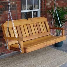 pergola swing tmp outdoor furniture cedar outdoor porch swings