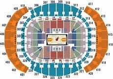 American Airlines Miami Arena Seating Chart Miami Heat Collecting Guide Jerseys Tickets