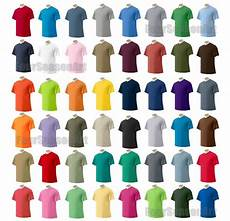 Gildan Shirt Color Chart Gildan Mens Ultra Cotton Mens Short Sleeve T Shirt Tee