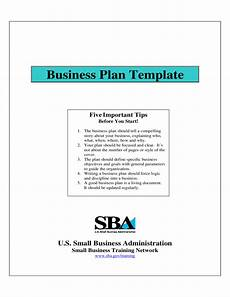 Buisness Templates Sample Business Plan Template Free Download