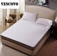 mattress sleeve white bed protection pad quilted mattress protector hotel