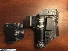 Fns 9c Holster With Light Armslist For Sale Trade Fns 9 40 Light Bearing Holster