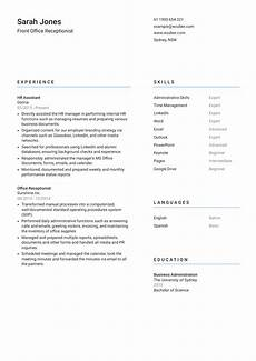 Front Office Executive Resumes 77 Resume Accomplishment Examples