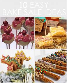 Bake Sale Name Ideas 10 Easy Bake Sale Ideas For Kids The Kitchen Gift Company