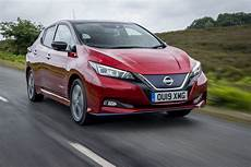 Nissan Leaf 2020 Uk by 2019 Nissan Leaf E Review Does Range Boost To 239