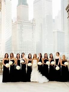 black white wedding theme wedding flair