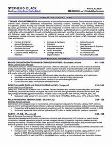 Sample Resume For Marketing Executive Position Account Executive Resume Is Like Your Weapon To Get The