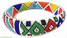 beadwork african ndebele patterns afripatterns