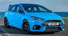 ford focus rs 2020 2020 ford focus rs to get mild hybrid 400hp powertrain