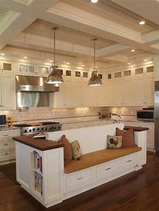 kitchen bench island kitchen island with built in seating inspiration the
