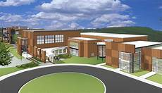 New Construction Design New Cave Middle School Ready To Open When Classes