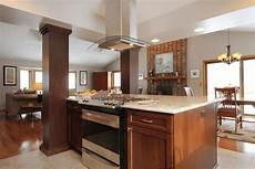 kitchen islands with stoves kitchen island with cooktop two ones you can