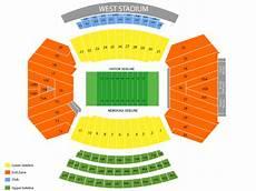 Nebraska Cornhuskers Stadium Seating Chart Nebraska Memorial Stadium Seating Chart Amp Events In