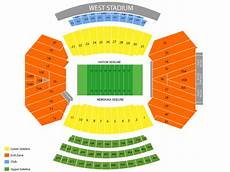 Nebraska Cornhuskers Memorial Stadium Seating Chart Nebraska Memorial Stadium Seating Chart Amp Events In
