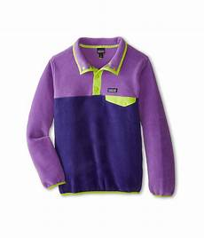 Patagonia Kids Size Chart Patagonia Kids Lightweight Synchilla Snap T 174 Pullover