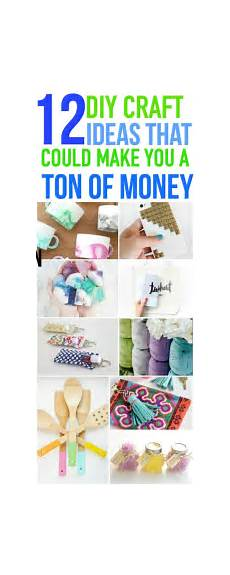 diy crafts these 12 make and sell diy craft ideas are a