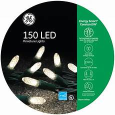 Ge Energy Smart Led Net Lights Ge Energy Smart 150 Count 49 6 Ft Constant Warm White Mini