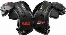 Riddell Sizing Charts Shoulder Pads Riddell Power Spk Football Shoulder Pads Qb Wr