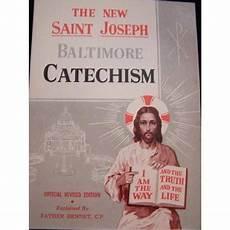 The New Saint Joseph Baltimore Catechism No 2 By Plenary