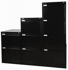 black metal 2 3 4 drawer filing cabinets