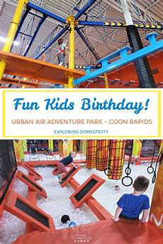 Costco Coon Rapids Urban Air Birthday Party Coon Rapids Exploring Domesticity