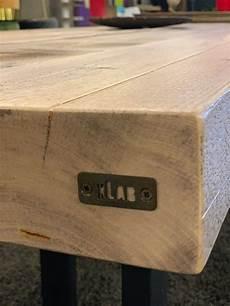credenze legno grezzo tavolo in legno grezzo effetto rustico thor sconto