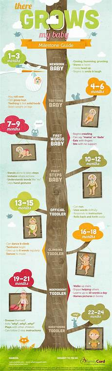 What Will My Baby Be Chart Cute Baby Milestone Chart From 1 24 Months Ghergich Amp Co