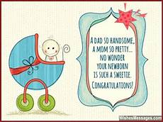 Congratulations Sayings For New Baby Congratulations For Baby Boy Newborn Wishes And Quotes