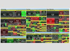 Top 5 best free stock heat map tool websites   VDM Trading