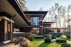 Architectural Home Design Styles Prairie House By Yunakov Architecture Caandesign