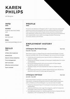 Resume Ux Designer 12 Ux Designer Resume Sample S Resumeviking Com 2019