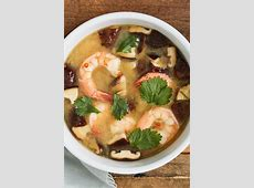 This Hot And Sour Tom Yum Soup Is About To Become Your New