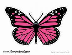 Printable Butterfly Printable Butterfly Tim S Printables