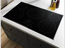 """JEC4536BS   Jenn Air 36"""" Electric Cooktop w/Touch Controls"""