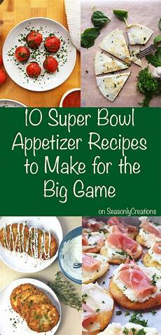 10 bowl appetizer recipes to make for the big