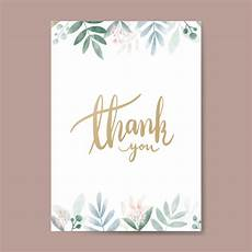 thank you card template hd thank you card vectors photos and psd files free