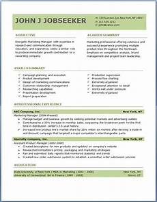 Professional Resume Templates For Word Free Professional Resume Templates Download Good To Know