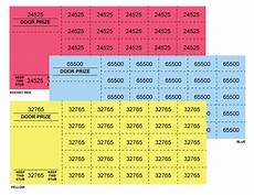 Sheets Of Raffle Tickets Printable Numbered Raffle