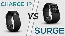 Fitbit Charge Vs Charge Hr Chart Fitbit Charge Hr Vs Fitbit Surge Review Youtube